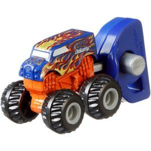 Monster Trucks # 9 DAIRY DELIVERY MYSTERY Series 1